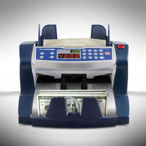 1-AccuBANKER AB 4000 UV/MG sedelräknare