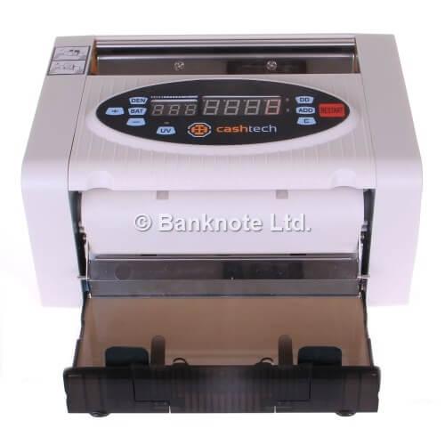 1-Cashtech 340 A UV  sedelräknare