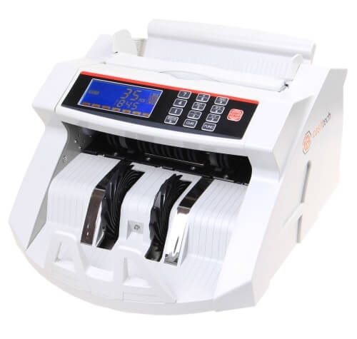 2-Cashtech 5100 UV/MG sedelräknare