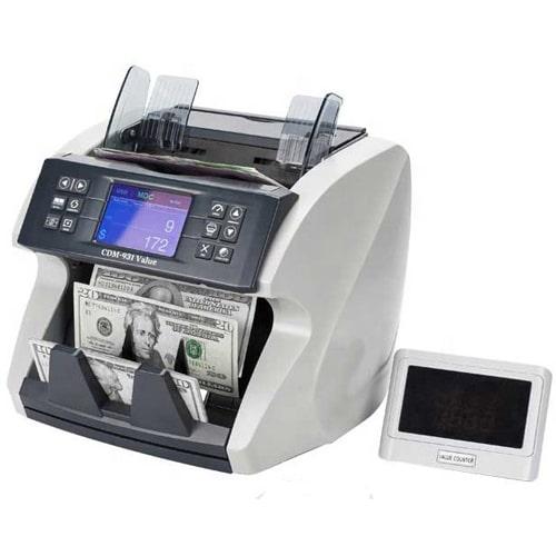 2-Cashtech 9000 sedelräknare