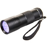 UV FLASH Sedeldetektor